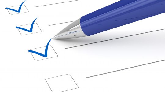 Resume Checklist   Advanced Resources